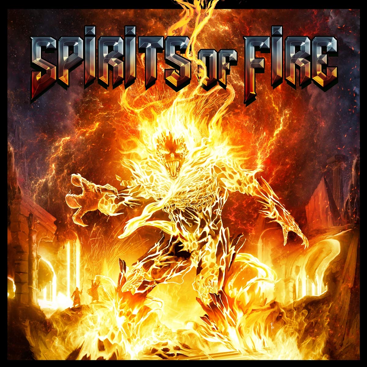 Spirits of Fire